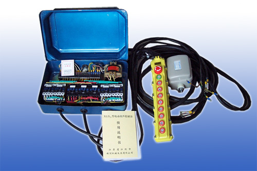 5t-32t钢丝绳十电动葫芦的电气控制.